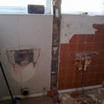 Bathroom and kitchen extension