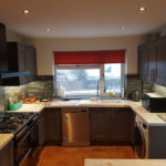 Kitchen conversion and repointing