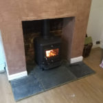 Log Burner installation, Gloucester