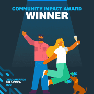 Community Impact Award Winners